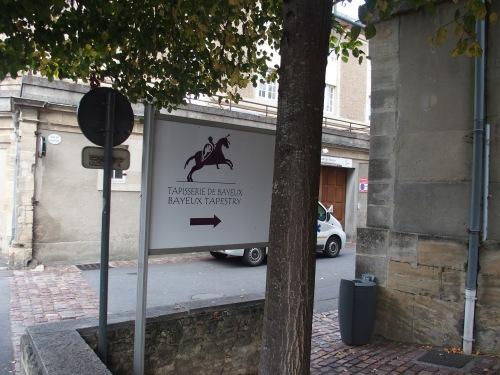 Allez, c'est parti pour la Tapisserie de Bayeux !