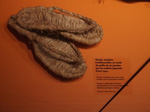 Les sandalettes les plus résistantes du monde (avec mes birkenstock de jardin).