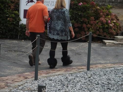 VITE. Il faut passer avant ces chaussures hypnotiques.